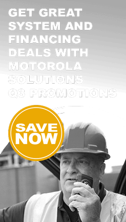 Motorola Two-way Radio Specials Northern California